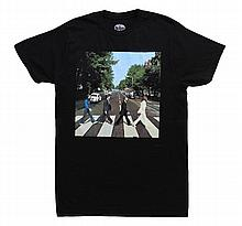 OFFICIAL THE BEATLES ABBEY ROAD T SHIRT