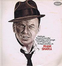 FRANK SINATRA - CLOSE TO YOU UK 1ST PRESSING VINYL.