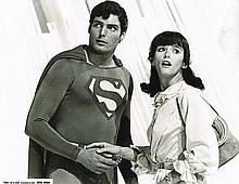 ORIGINAL SUPERMAN PHOTOS FROM THE MOVIES.