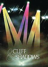 CLIFF RICHARD - CLIFF AND THE SHADOWS 1984 UK TOUR PROGRAMME.