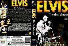 ELVIS THE FINAL CHAPTER DVD