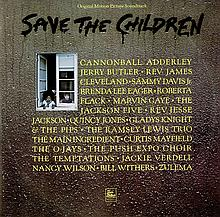 SAVE THE CHILDREN LP.