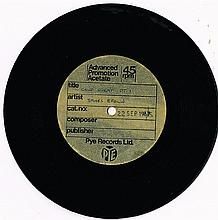 JAMES BROWN 1967 'COLD SWEAT' PART 1 ACETATE