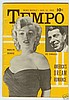 TEMPO 1953 MARILYN MONROE ON COVER