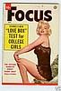 FOCUS 1955 MARILYN MONROE COVER