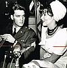 ELVIS PRESLEY 1960 MARCH PRESS PHOTO.