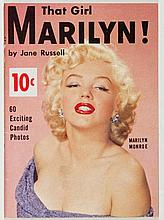 RARE MARILYN MONROE 1954 - THAT GIRL MARILYN! MAGAZINE