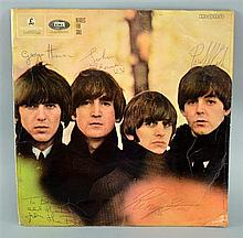 THE BEATLES SIGNED* BEATLES FOR SALE LP