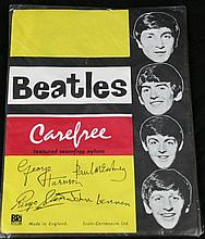 THE BEATLES 1960'S NYLON STOCKINGS SEALED IN PACKET.