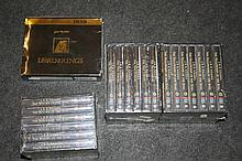 LORD OF THE RINGS AUDIO SEALED.