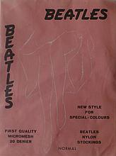 THE BEATLES 1960'S NYLON STOCKINGS.