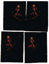 DES'REE PHOTO SHOOT NEGATIVES.