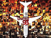 UNITED 93 BRITISH QUAD POSTER 30X40 INCHES