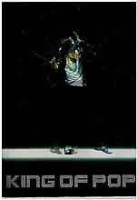 MICHAEL JACKSON BILLIE JEAN LIMITED EDITION 3D POSTER.