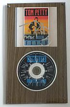 TOM PRETTY SIGNED MOON FEVER PRESENTATION.