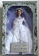 ELIZABETH TAYLOR FATHER OF THE BRIDE MATTEL DOLL