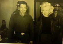 MARILYN MONROE ORIGINAL UNPUBLISHED 1954 PHOTO FROM KOREA.