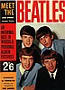 MEET THE BEATLES 1963 MAGAZINE.