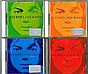 MICHAEL JACKSON SET OF 5 COLOUR INVINCIBLE CD'S