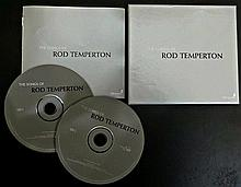 RARE UNRELEASED - THE SONGS OF ROD TEMPERTON PROMO CD.