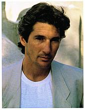 RICHARD GERE COLOUR PHOTO.