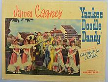 YANKEE DOODLE DANDY ORIGINAL 1942 LOBBY CARD.