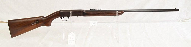 Remington Model 241 Speedmaster, Rifle, 22 LR