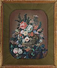 Still life with flowers (19th/20th century)