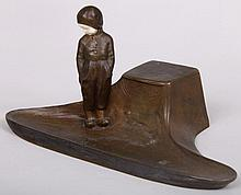 PETER TERESZCZUK (Austrian, 1875-1963), bronze