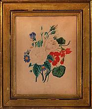 19th century still life drawing