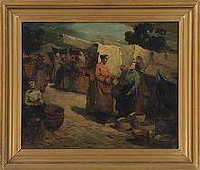 GYULA GYERTYANYI NEMETH (Hungarian, 1892-1946)