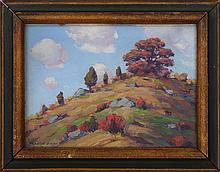 FRANCIS DIXON (American  1879-1967)