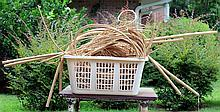 Assortment of Wicker