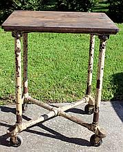 Heavy Metal Work Table