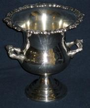 Silverplated Champagne Bucket