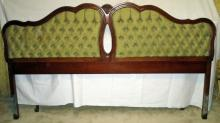 Arched Tufted Kingsize Headboard