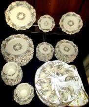 Gorham Chateau Chantilly China