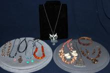 Animal & Ethnic Costume Jewelry