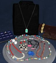 Colorful Costume Jewelry