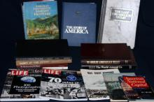 Books on America's History and Railroading