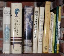 Books on Antiques & Furniture