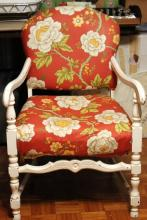 Vintage Turned Chair
