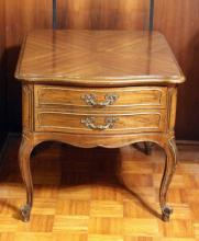 French Provencial Style End Table