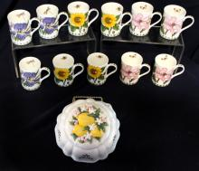 English Cups & French Mold