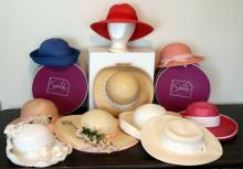10 Ladies Straw Hats