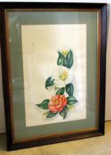 Floral Watercolor by Mary Edwards (Lark)