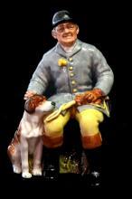 Royal Doulton Figurine The Huntsman
