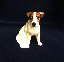 Royal Doulton Seated Dog