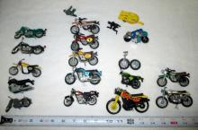 Miniature Motorcycle Toys