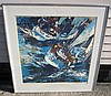 Pencil Signed Leroy Neiman Seriograph
